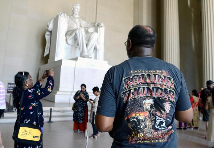 Gaat Trump het volk toespreken vanaf het Lincoln Memorial of blijft alles bij het oude?