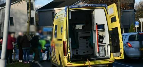 Fietsster loopt letsel op bij ongeluk in Enschede