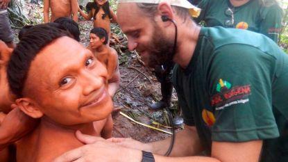 Eerste beelden van Braziliaanse expeditie naar geïsoleerde inheemse stam vrijgegeven