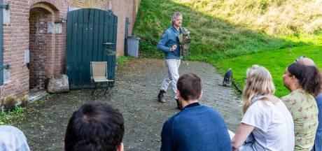 Dit is waarom werkproject op Fort Sabina bij Heijningen nog even op zich laat wachten