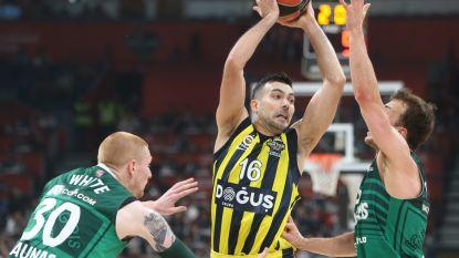 De eerste finalist van de Euroleague is bekend: titelverdediger Fenerbahçe na felle strijd voorbij Zalgiris Kaunas