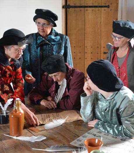 Acteertalenten gezocht voor Toneelroute Vianen