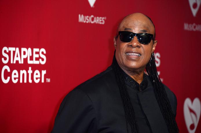 Stevie Wonder staat bovenaan het lijstje van het festival
