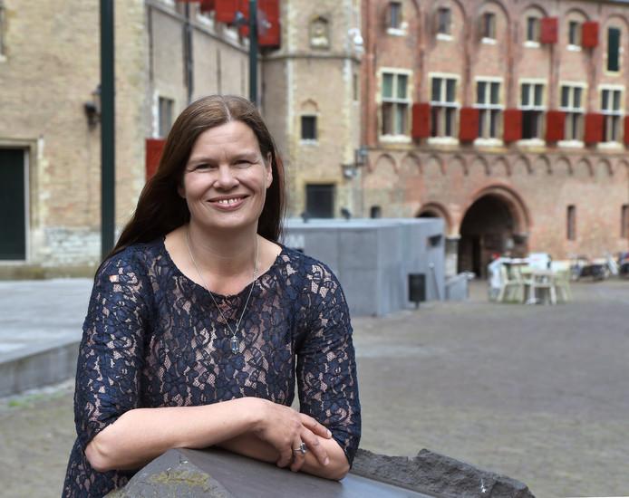 Marjan Ruiter van het Zeeuws Museum in Middelburg.
