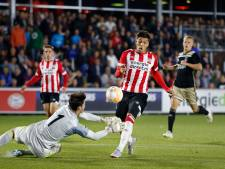 Jong PSV rekent in mini-topper af met Jong Ajax en is de stijger van de week