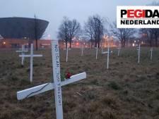 Gemeente dreigt Pegida-voorman met boetes voor 'plakken en kladden' in Enschede