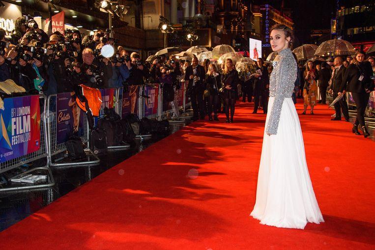 """Keira Knightley werkte als actrice zelf al meerdere malen voor Disney. Toch heeft ze haar dochter verboden om naar enkele Disney-films te kijken. """"Omdat ze vrouwen op een verkeerde manier neerzetten."""""""