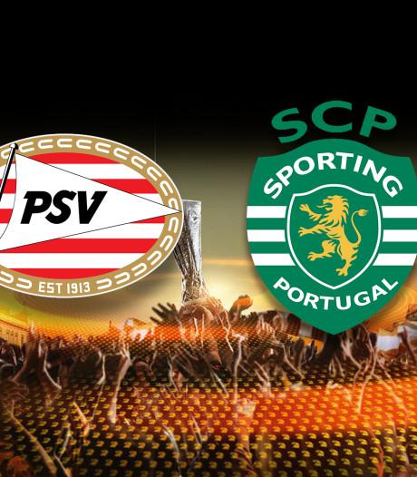 PSV - Sporting