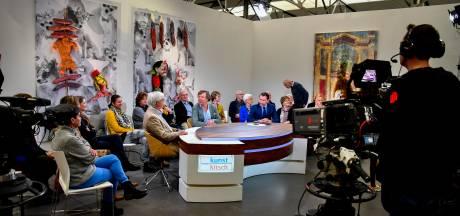 Tussen Kunst en Kitsch in De Pont: 'U heeft die zilveren kan goed gepoetst'