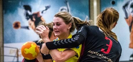 Handballers Hacol na rust op stoom