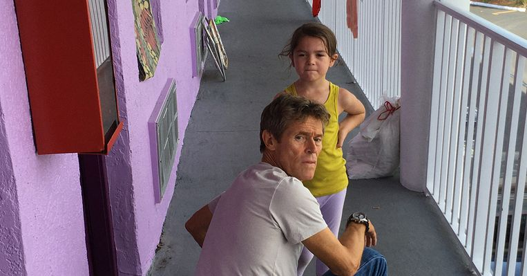 The Florida Project Beeld The Florida Project