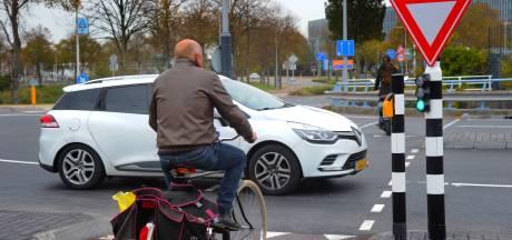 Fietsersbond wil terug naar af: auto toch weer rechtstreeks naar Vlissingen, maar ook apart groen licht voor fiets