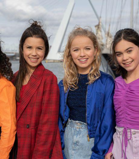 Gaan Naomi en haar 'best friends' Europa veroveren? 'We kunnen als girlband verschil maken'