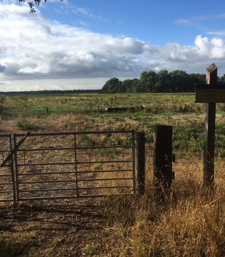 Dieven stelen voor duizenden euro's aan hekken rondom natuurgebieden Vught en Vlijmen; 'We staan compleet perplex'
