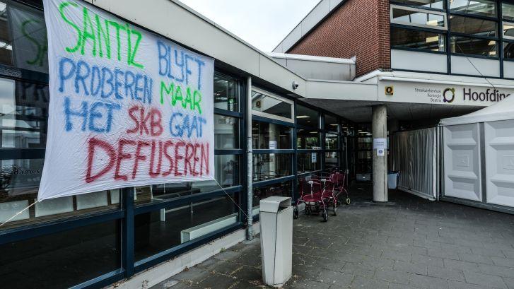 Behoud SKB rust niet voordat ziekenhuizen uit elkaar zijn