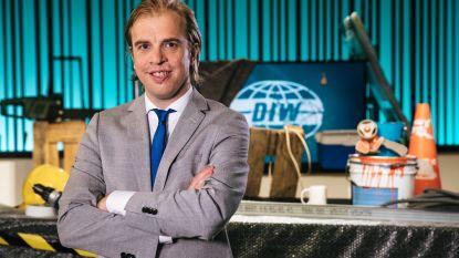 """Jan-Jaap Van der Wal voelt zich prima bij 'De Ideale Wereld': """"Vlaamse tv staat veel verder dan Nederlandse"""""""