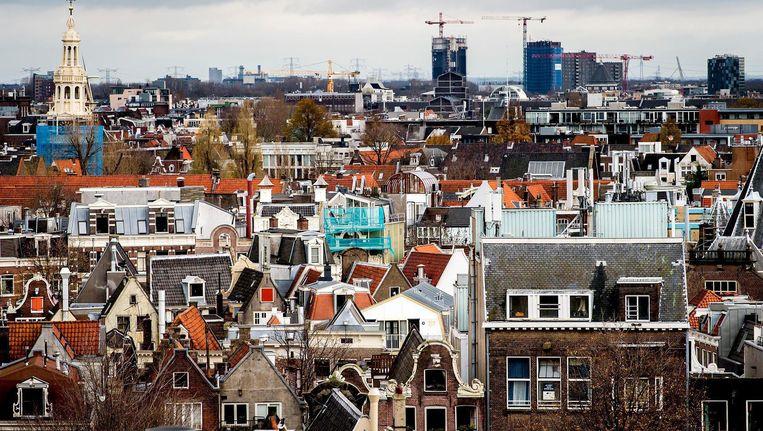 'De wet houdt geen rekening met de Amsterdamse situatie' Beeld anp
