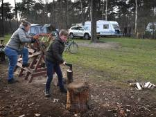 Natuurcamping in Sint Anthonis gesloten, boswandeling mag wél