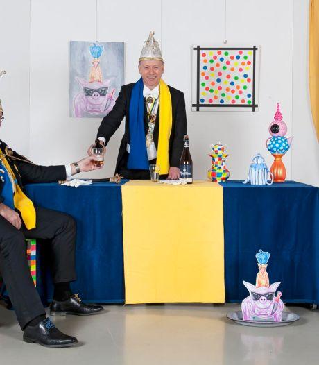 Carnaval Oss komt met expositie 'De Schrale Troost' nu feesten niet doorgaan