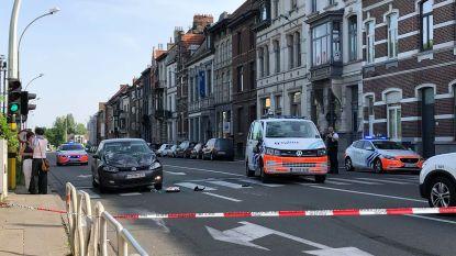 Politiewagen betrokken bij zware aanrijding op Gentse stadsring