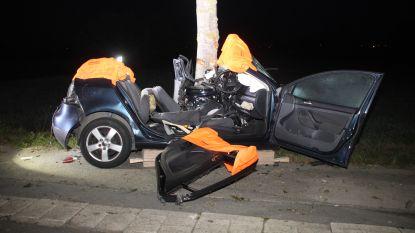 Jonge Fransman overleden na klap tegen boom