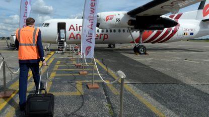 Air Antwerp ziet drastische daling in aantal boekingen