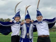 Primeur bij de 11jes: jeugdprins Dani digitaal gepresenteerd