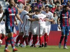 Ben Yedder leidt Sevilla naar spectaculaire zege