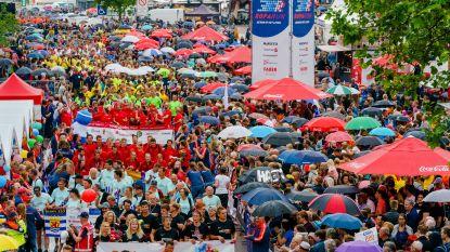 Langste estafetteloop ter wereld passeert dóór Kinepolis Antwerpen
