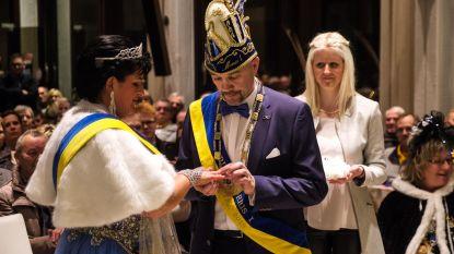 Prins Carnaval trouwt met zijn prinses