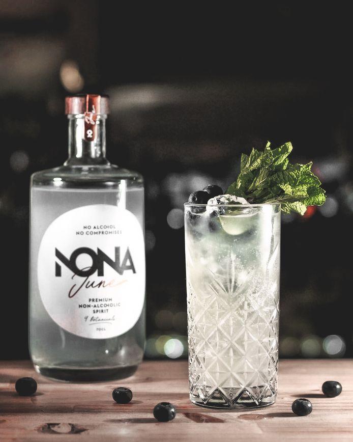 Gin sans alcool Nona June - 29,90€