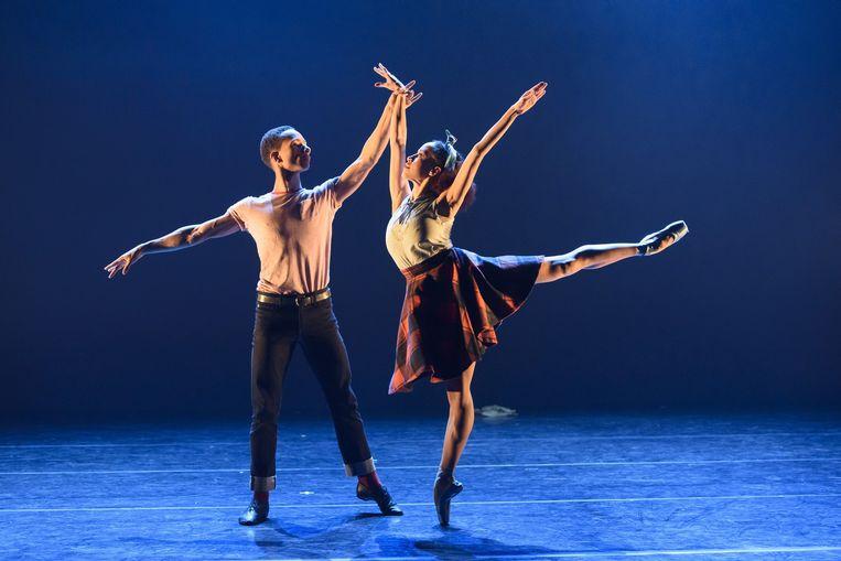 Ballet Black. Beeld Bill Cooper