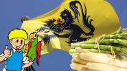 Van Jommeke tot asperges: dit moet volgens jullie in de 'Vlaamse canon'