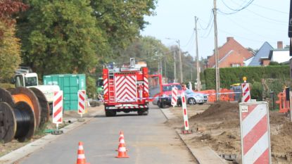 Opworpstraat even afgesloten na vondst van explosieven