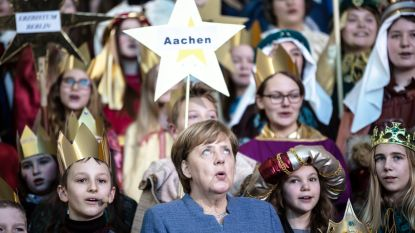 Zou Angela Merkel ook 'een nieuwe hoed' willen?