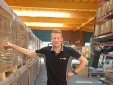 Orderpicker Vince: 'In het magazijn heerst wel echt de mannenhumor'