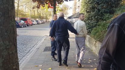 Stroompanne legt hof van beroep in Antwerpen plat: agenten lopen met gevangenen over straat