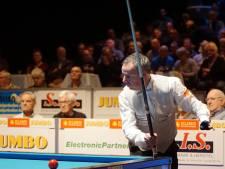 Jaspers pakt volgende titel: Willebrorder nu ook Europees kampioen driebanden