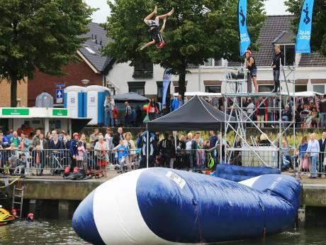 Maatregelen vanwege verwachte hitte op Sliedrechts Baggerfestival: 'Extra water en ehbo'