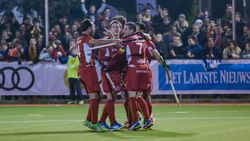 Red Lions winnen laatste oefenduel tegen Ierland (2-1)