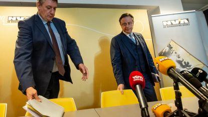 Jambon wordt minister-president, niét De Wever