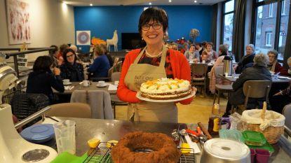 "Les van Bake-Off deelneemster Veerle: ""Zo maak je wortelcake"""