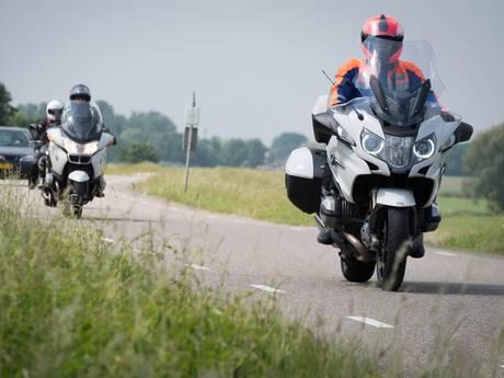 Gevoel volgens motorrijders geen reden om dijk te sluiten