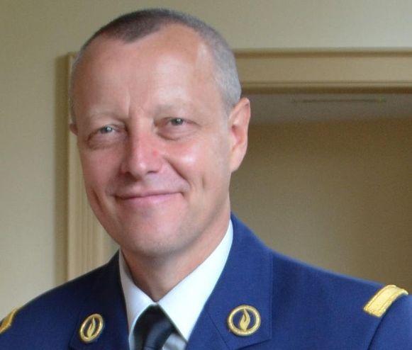 Korpschef Jurgen Braeckmans uitte zijn frustraties in een e-mail.