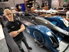 Studenten Fontys Eindhoven: Elektrische auto opladen in maar vijf minuten