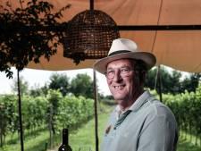 Druiven kweken en wijn maken: Jules vindt het prachtig
