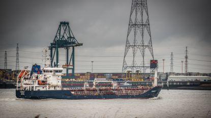 Opvaarverbod voor schepen in Antwerpse haven door nationale actie vakbonden