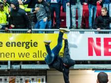 Sparta wil nader onderzoek naar val van fan in gracht Het Kasteel bij wedstrijd tegen De Graafschap