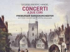 Opgesplitst orkest boekt joyeus resultaat in dubbelkorige concerten