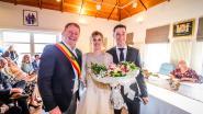 Eerste huwelijken van het jaar voltrokken, straks ook trouwen op locatie mogelijk?